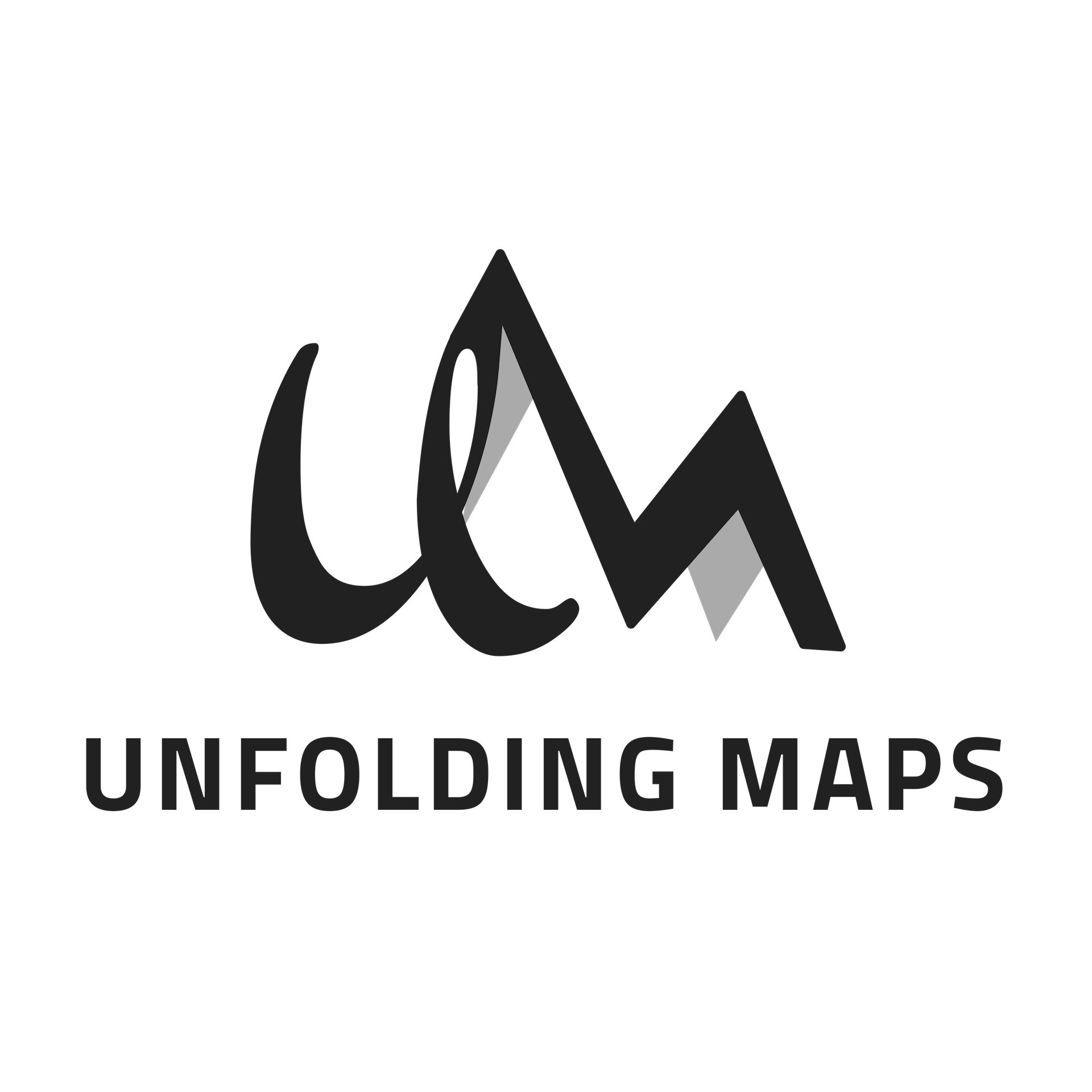 Unfolding Maps